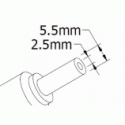 Блок питания для ноутбука Asus 19V 6.32A (5.5x2.5) 120W