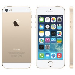 "Смартфон 4"" Apple iPhone 5S 16 Gb золотой БУ"