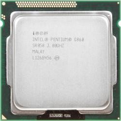 Процессор Intel Pentium G860
