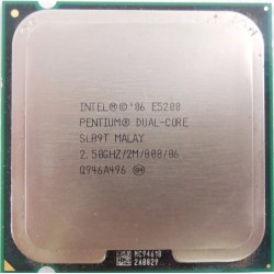 Процессор Intel Pentium E5200 Dual-Core