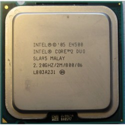 Процессор Intel Core 2 Duo E4500