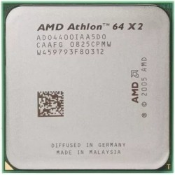 Процессор AMD  Athlon-64 X2 4400+ (AD04400IAA5D0)
