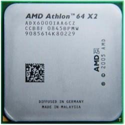 Процессор AMD Athlon-64 X2 6000+ (ADX6000IAA6CZ)