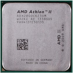 Процессор AMD Athlon II X2 280 (ADX280OCK23GM)