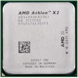 Процессор AMD Athlon X2 340 (AD340XOKA23HJ)