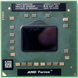Мобильный процессор AMD Turion-64 X2 RM-72 (TMRM72DAM22GG)