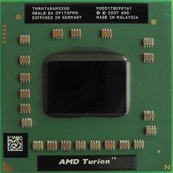 Мобильный процессор AMD-64 urion X2 RM-74 (TMRM74DAM22GG)