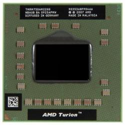 Мобильный процессор AMD Turion X2 RM-75 (TMRM75DAM22GG)