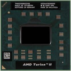 Мобильный процессор AMD Turion II Dual-Core M520 (TMM520DBO22GQ)