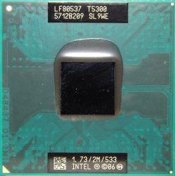 Мобильный процессор Intel Core 2 Duo T5300 (SL9WE)