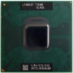 Мобильный процессор Intel Celeron Dual-Core T1500 (SLAQK)