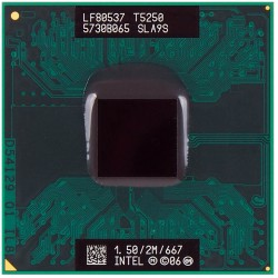 Мобильный процессор Intel Core 2 Duo T5250 (SLA9S)