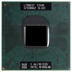 Мобильный процессор Intel Pentium Dual-Core T2310 (SLAEC)