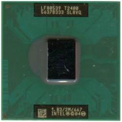 Мобильный процессор Intel Core Duo T2400 (SL8VQ)