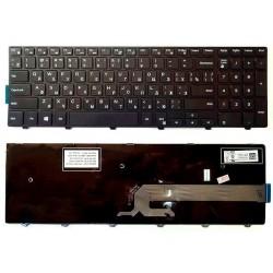 Клавиатура для ноутбука Dell 15-3000 15-5000