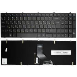 Клавиатура для ноутбука DNS Clevo W350 W370