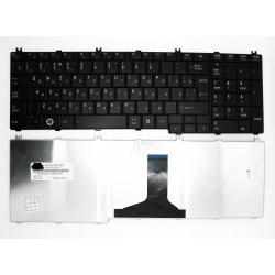 Клавиатура для ноутбука Toshiba C650 C660 L650 L75
