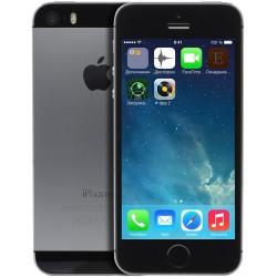 "Смартфон 4"" Apple iPhone 5s 16 Gb серый БУ"