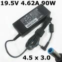 Блок питания для ноутбука HP Envy 19.5V 4.62A (4.5x3.0) 90W